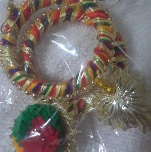 Ear ring  multi color